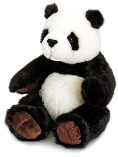 Keel Toys Sitting Panda Soft Toy 20cm Brand New
