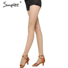 Simplee Sexy hollow out white fishnet stocking female Casual summer plaid women pantyhose Slim party club colorful tights