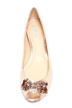 Vera Wang Lavender Lanie Peep Toes  (a shoe I actually really really like, lol)