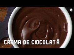 Homemade Chocolate Sauce, Choux Pastry, Chocolate Cream, Food And Drink, Easy Meals, Pudding, Sweets, Make It Yourself, Tableware