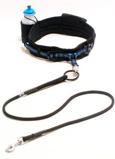 "Cardio Canine is a hands free dog leash perfect for runners and walkers who love the companionship of their dogs! Let our product show you how easy, safe and efficient it can be to run or walk with your K-9 companion ""Hands-Free."""