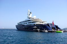 World's Top 10 Most Expensive Luxury Yachts 9. Al Mirqab – $250 million