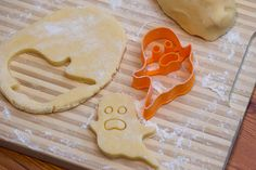 Halloween Ghost Cookie Cutter Fondant Cutter 3D by TeptecStudios