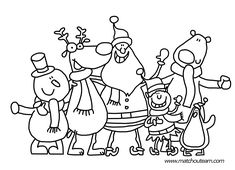 Looking for a Coloriage De Noel A Imprimer Et Gratuit. We have Coloriage De Noel A Imprimer Et Gratuit and the other about Coloriage Imprimer it free. Christmas Activities, Christmas Crafts For Kids, Christmas Signs, Christmas Cards, Noel Christmas, Coloring For Kids, Adult Coloring, Coloring Pages, Colouring