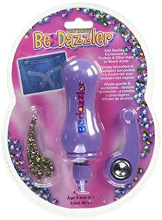 #SAS GROUP-BeDazzler #Mini. Use to decorate sweaters; hats; dresses; slacks; jeans; gift wrap; handbags; school book covers; umbrellas; and much more. Let your im...
