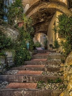 myinnerlandscape:  Cervo, Liguria, Italy by Blackburn lad1