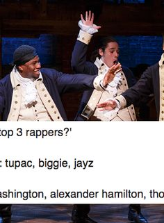 "Buzzfeed | 27 Jokes Only ""Hamilton"" Fans Will Understand"