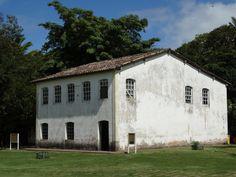 Santa Cruz Cabrália, Bahia, Brasil - antiga casa de Câmara e Cadeia