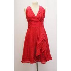 Women Coast Dress Pink