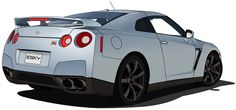 Nissan GTR by ~eskylabs