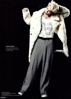 Jong Hyun - The Celebrity Magazine December Issue '13