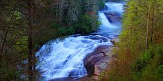 Take a Hike! The Hunger Games was filmed at various locations at DuPont State Forest in N.C. including Hooker Falls and Triple Falls.