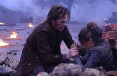 Romance heats up two couples, as the militia launches a strike on Revolution #examinercom