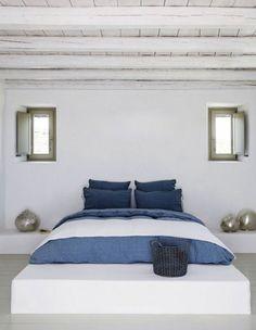▷ 1001+ photos inspirantes pour une décoration grecque