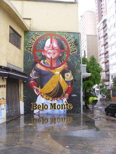 São Paulo, Brasil Eduardo Kobra street_art