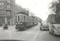 Admiraal de Ruyterweg Amsterdamse trams