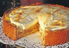 Apfel-Schmand-Torte
