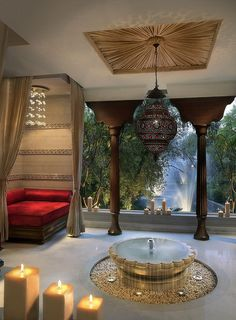 ITC Mughal, Agra—Relaxation Room, Kaya Kalp - The Royal Spa by Luxury Collection Hotels and Resorts, via Flickr