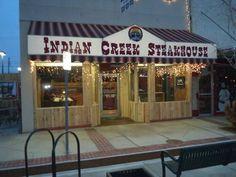 8. Indian Creek Steakhouse, Caldwell