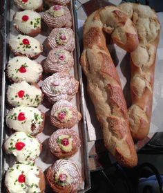 St. Joseph's Day. Pastries & Bread