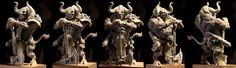 Meet KooRogg, the Big Boss Bull Demon King for Journey