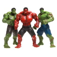 22.95$  Buy here - http://aliveh.shopchina.info/go.php?t=2025301933 - Marvel Super Hero Series 10'' Hulk Action Figures PVC Model Statue Collectible Toy Gift Boy 22.95$ #aliexpress