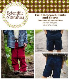 The Scientific Seamstress: NEW pattern in the Etsy!