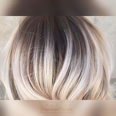 Blended shadow root