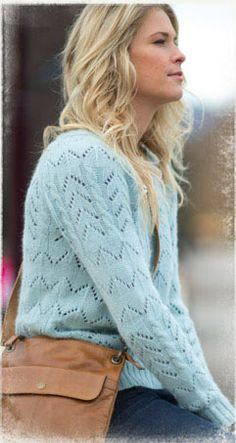 Fat Face Cleo Pointelle Jumper. A must have!
