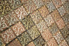 Winchester Tiles by richardr, via Flickr