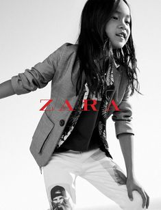Discover the new ZARA collection online. The latest trends for Woman, Man, Kids and next season's ad campaigns. Dope Outfits, Kids Outfits, Barcelona, Zara Official Website, Kids Zone, Zara United States, Benetton, Child Models, Latest Trends