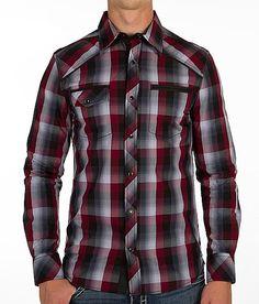 'Buckle Black Polished Within Shirt' #buckle #fashion  www.buckle.com