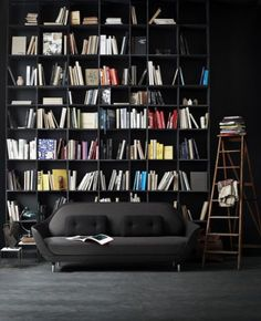 Masculine library