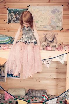 KID: Hebe kidswear collection spring 2014