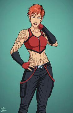 Female Character Design, Comic Character, Character Concept, Superhero Characters, Female Characters, Futuristic Art, Superhero Design, Joker And Harley, Star Wars Art