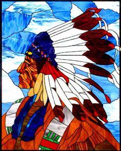 """""""Plains Chief"""" by Jessica Boradori"""