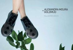 @Alexandra Moura  + Goldmud What's New · Goldmud FALL/WINTER 2014/15