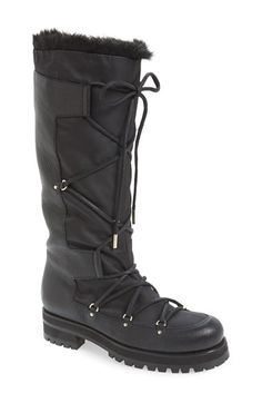 Jimmy Choo 'Dunn' Knee High Boot (Women) available at #Nordstrom
