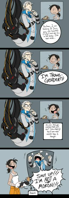 Oh, Wheatley... --SPOILERS by BechnoKid