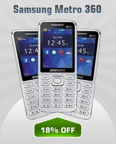 Summer Sale on Moskart.com, Buy #Samsung Metro Duos B360E online @ Rs. 3,350.00 with sophisticated style and lowest price in India #SamsungMetroDuos
