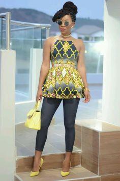 Latest ankara trends in gown styles Ankara styles ankara dress ankara gown 2017 African Fashion Designers, African Inspired Fashion, African Print Fashion, Africa Fashion, African Print Dresses, African Fashion Dresses, African Dress, Ankara Dress, African Prints