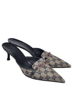 #Gucci #pantolette #shoes #heels #fashion #designer #clothes #accessoires #vintage #secondhand #mymint #onlineshop