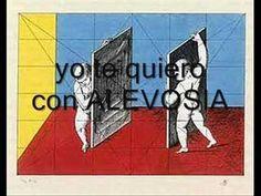 LUIS EDUARDO AUTE - ALEVOSIA (+lista de reproducción)