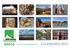 Calendario de la Subbética Cordobesa Año 2015 by Mancomunidad   via slideshare