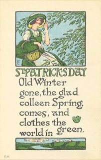 St. Pat's Day Vintage Pictures