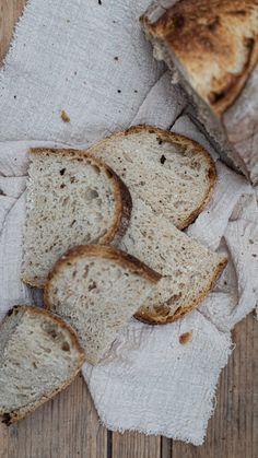 "Chlieb z LIVE pečenia ""PÁN BOŽSKÝ"" - Nelkafood Bread, Cookies, Desserts, Live, Food, Basket, Crack Crackers, Tailgate Desserts, Deserts"