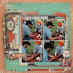 A Day To Remember ***Bo Bunny Mama-Razzi2*** - Scrapbook.com