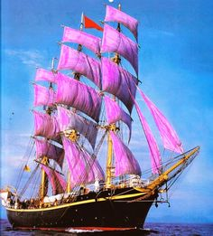 Nautical Handcrafted Decor and Ship Models: Old Sailing Ships