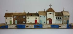Driftwood Row  -  Kirsty Elson Designs