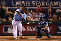 Prince Fielder ties the record for most home runs in the final round with 12 including a towering 476ft. home run.